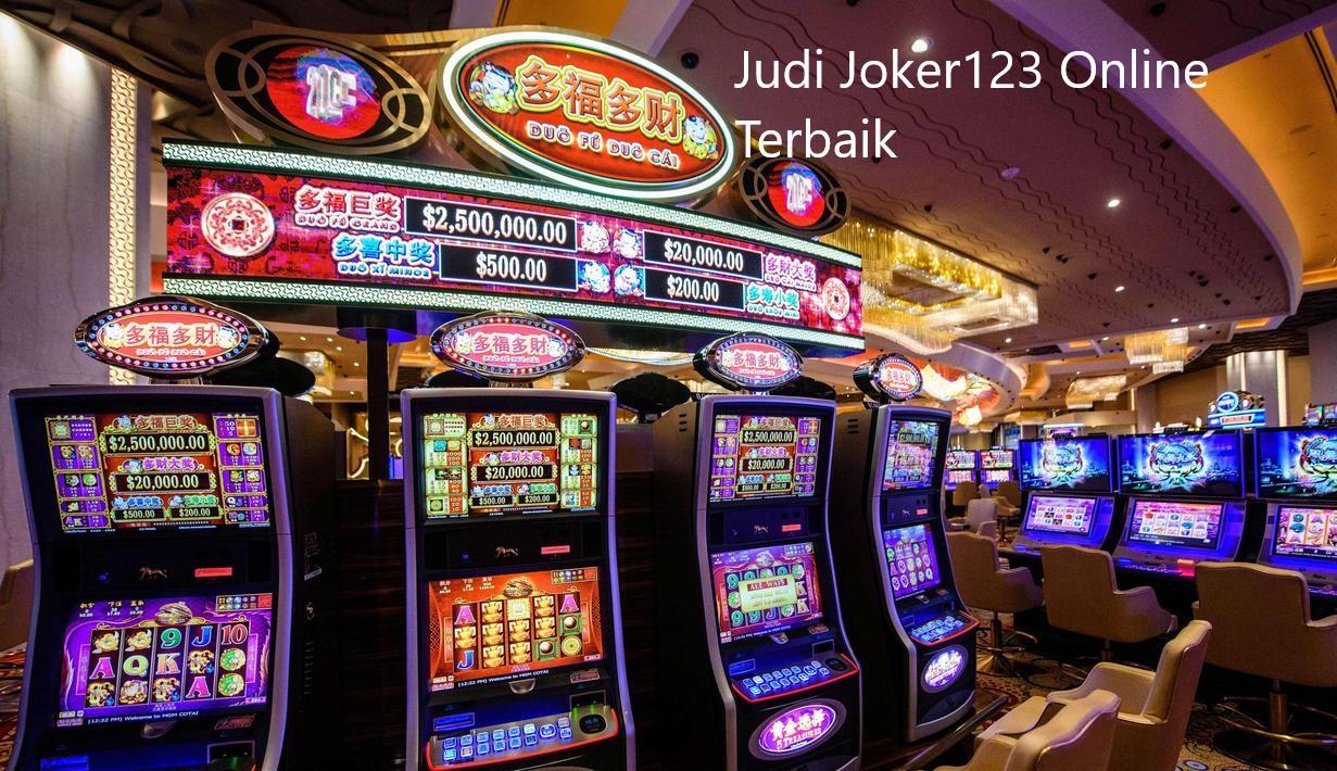 Game Joker123 Judi Tembak