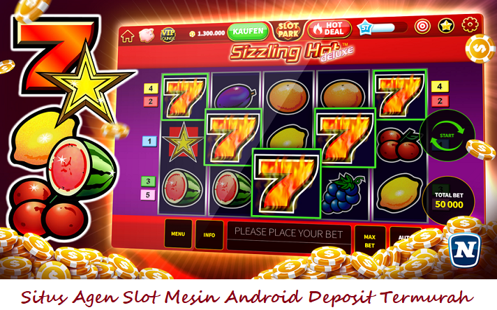 Situs Agen Slot Mesin Android Deposit Termurah